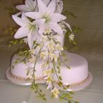 lillies_cake